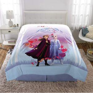 Frozen 2 Full Reversible Comforter Set